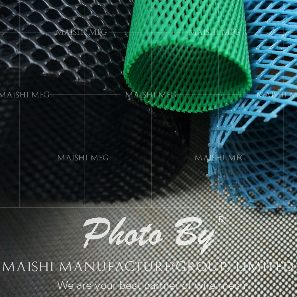 hdpe extruded plastic net