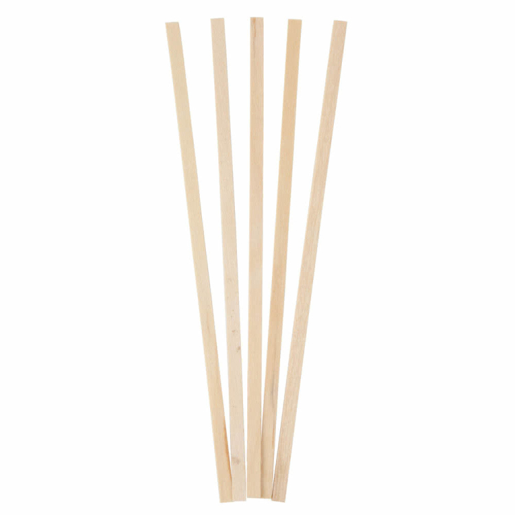 High quality disposable wooden coffee stirrer from China