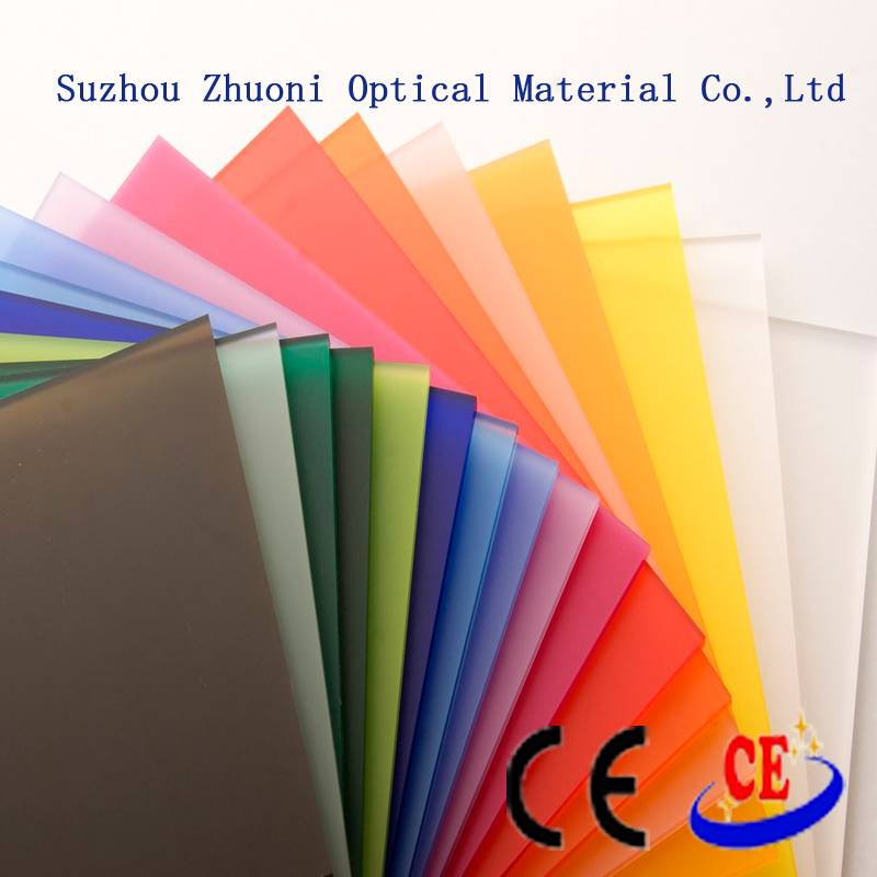 High Transparent Acrylic Sheet (PMMA)