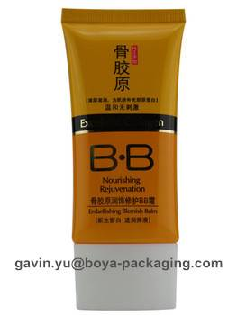 BB Cream China Cosmetic Packaging Hot Sale Plastic Tube