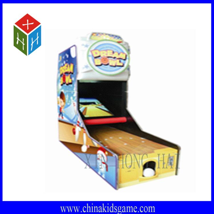 Game center classic game machine, Dream bowling lottery game machine/ ticket game machine
