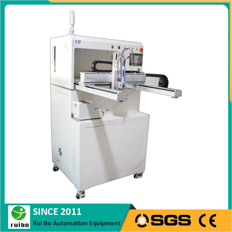 CB-510LHigh Efficient Screw Fastening Machine for LED, Stage Lamp, Stage Lights, Trffic Lights, etc.