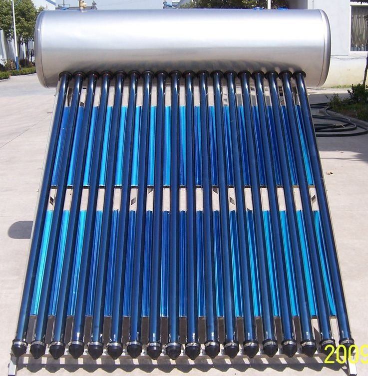 Stainless Steel Pressurized Solar Water Heater