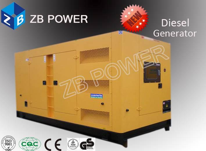 Super Silent 1000kva/800kw Diesel Generator Soundproof