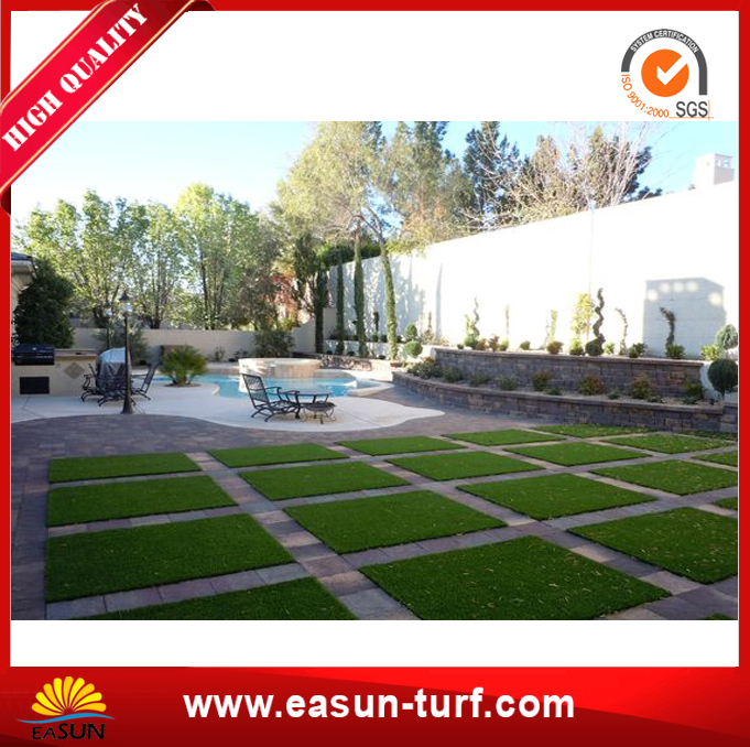 Fake Lawn Garden Decor Artificial Grass for Landscaping-MY