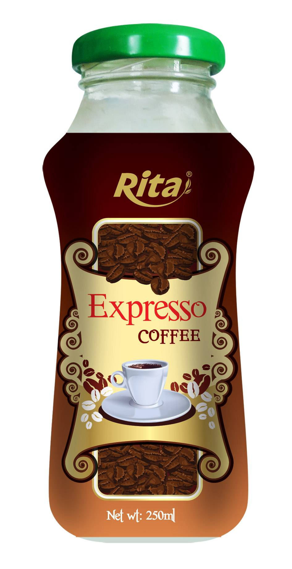 250ml Expresso Coffee Drink