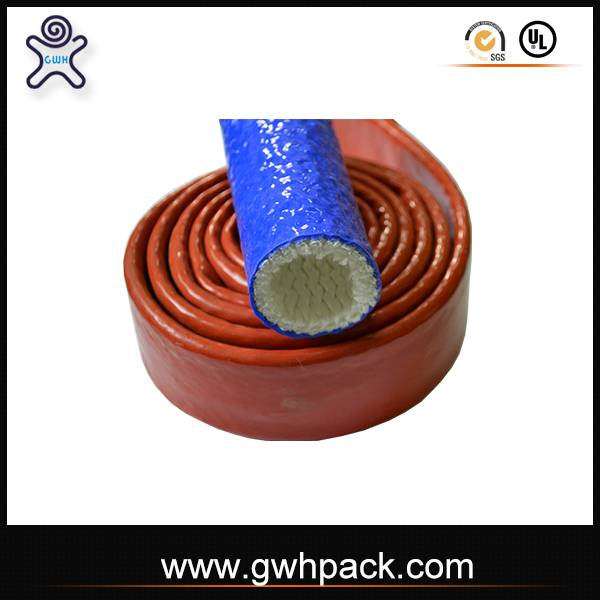 Great Pack high temperature rubber flame resistant protective fire sleeve