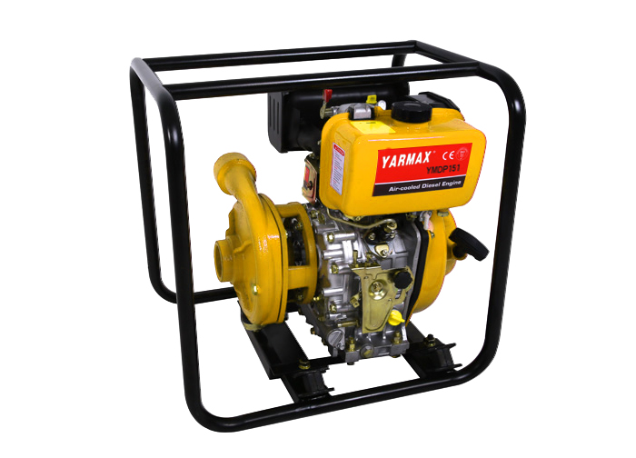 3 Inch Diesel Water Pump for Cast Iron