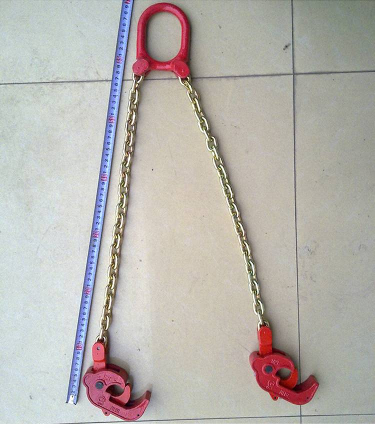 7mm Welded Alloy Steel G80 Load Chain