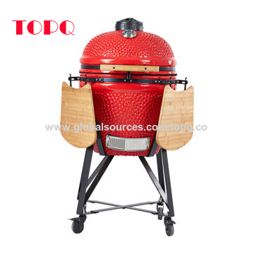 "New Size 21"" Ceramic Stove Suitable for Balcony, Backyard, Pool and Patio Use"