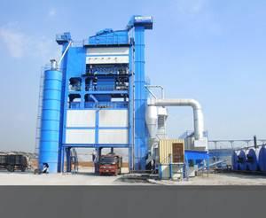 40t/h asphalt mixing plant LB500
