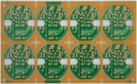 Kaige FR-4 1.6mm LED Board PCB with OSP treatment