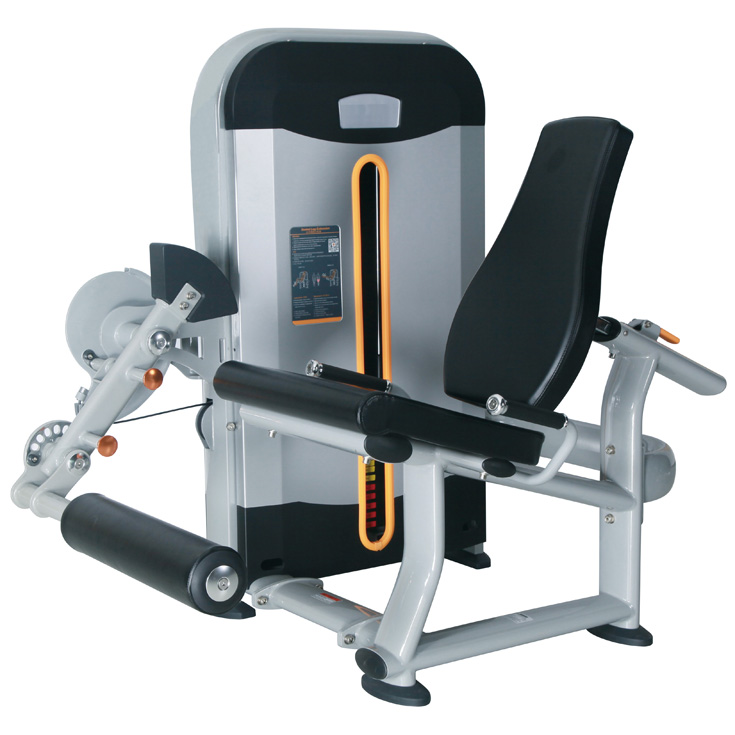 GS-603C Seated Leg Extension Chair Fitness Equipment Commercial Strength Machine