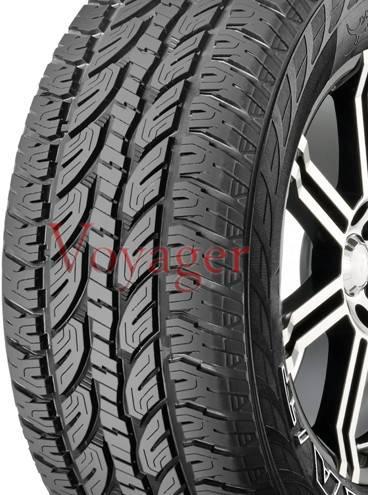 Chinese PCR Tyre, AT Tyre, A/T Tire 235/75R15 31*10.5R15LT LT225/75R16 LT285/75R16