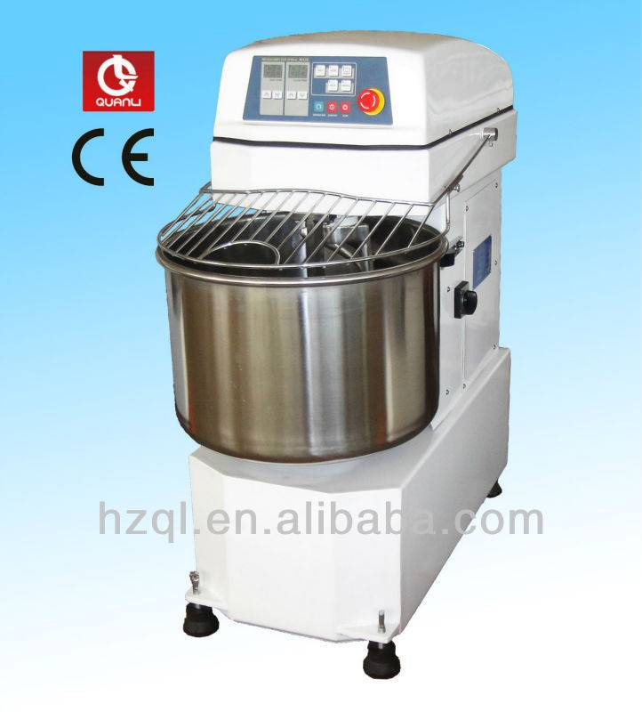 40litre commercial spiral mixer/bakery mixing equipment with microcomputer