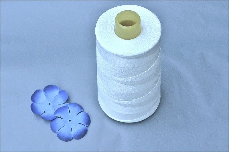 40S/3 spun polyester sewing thread for Bedding shell fabric