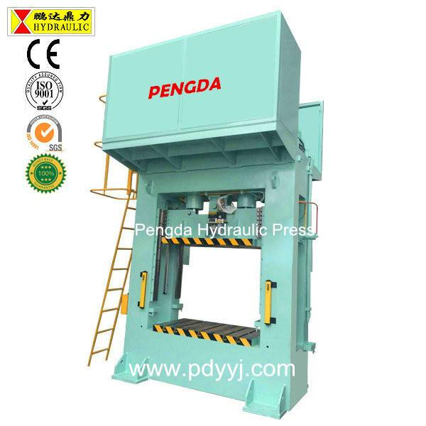 Pengdas perfectly textured hydraulic press