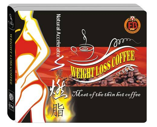 Natural Slimming Accelerator - Weight Loss Coffee