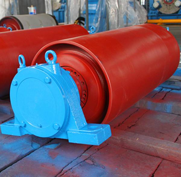 Professional Bend Pulley for Power Plant Belt Conveyor