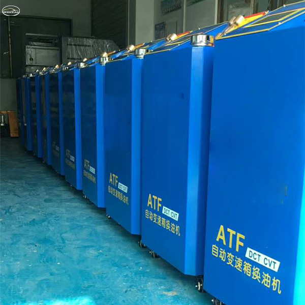 Fully Automatic ATF Exchange & Recycling Machine