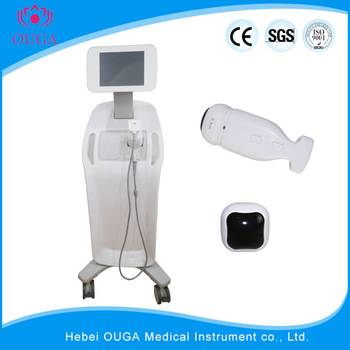 Hifu weight loss ultrasonic vacuum cavitation slimming machine