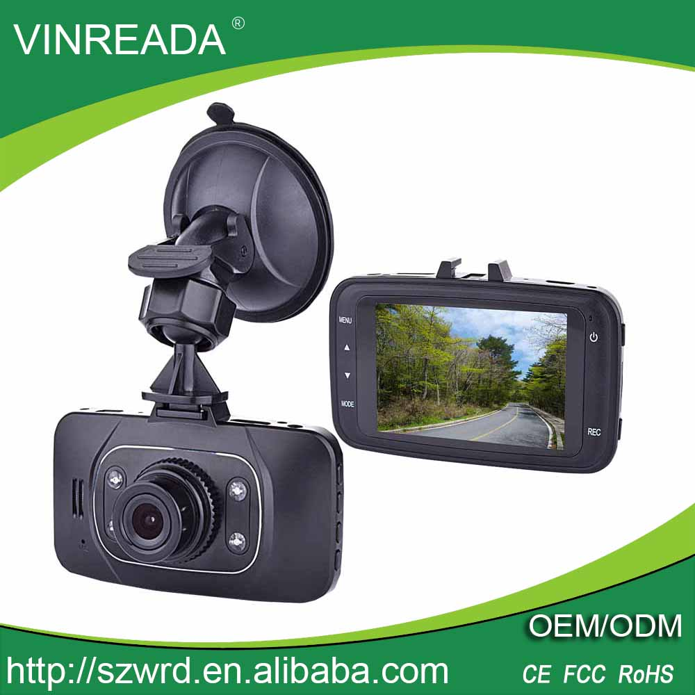 GS8000L 1080p Full HD Vehicle Traveling Data Recorder Car Dash Camera Car Video