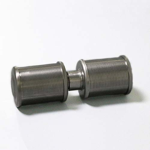 Wedge Wire Double Filter Nozzle,Wedge Wire Screen,Stainless Steel Filter Nozzle