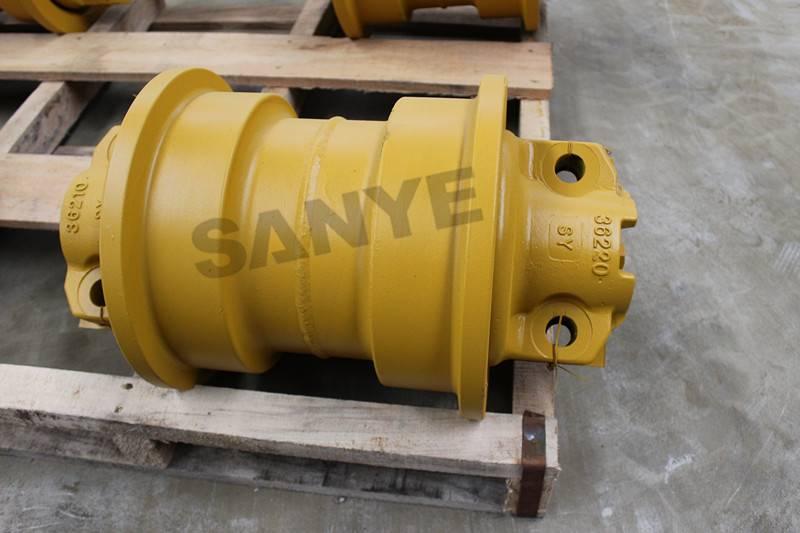 shantui SD22 bulldozer single flange track roller
