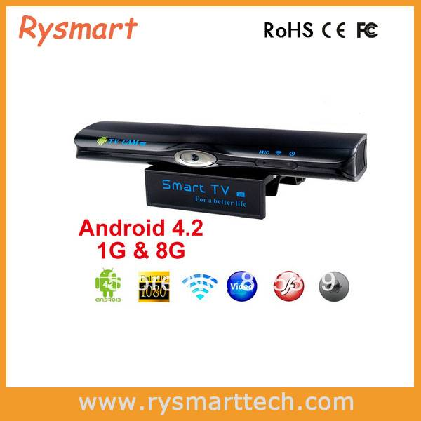 Smart TV Box V3 Android 4.2 Dual Core RK3066 1G RAM 8G ROM Android TV Box