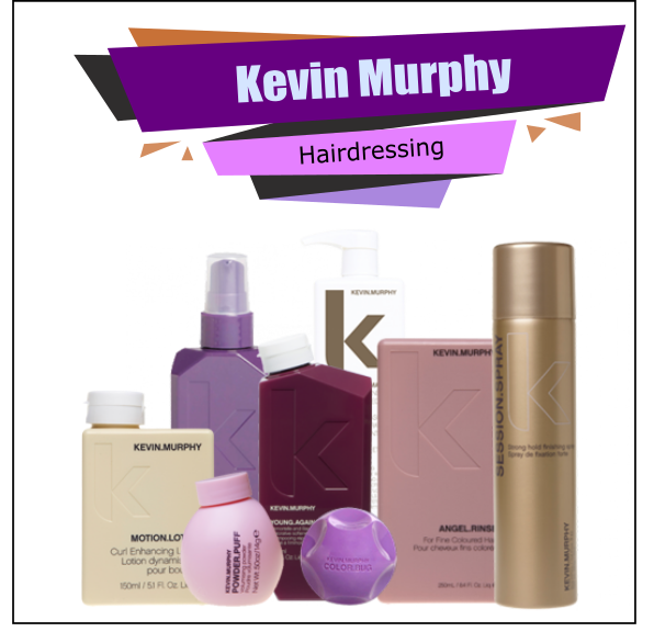 Kevin Murphy - Professional Hair Care & Hair Styling Cosmetics