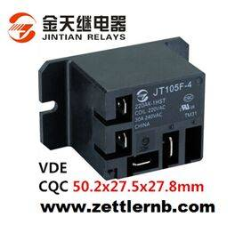 40A Power Relay with Miniature Size (105F-4) China Factory