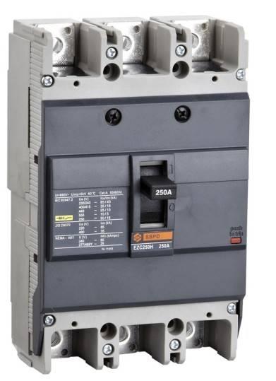 CEZC250A 3P Moulded Case Circuit Breaker(MCCB)