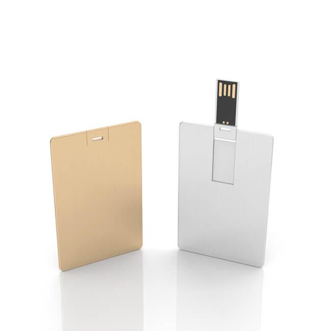 Metal Card USB Flash Drive