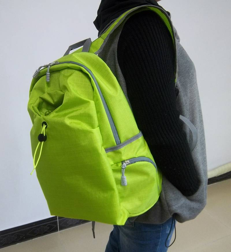 RT nylon backpack -5 backpack