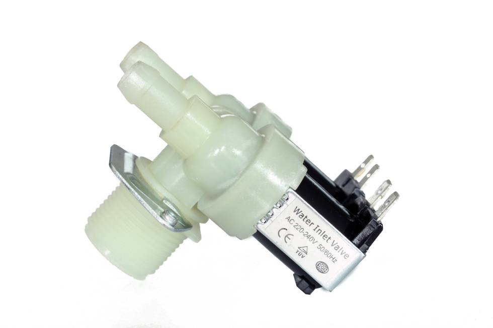 Hot Sale 2-Way Inlet Valve for Washing Machine and Dishwasher VS1005