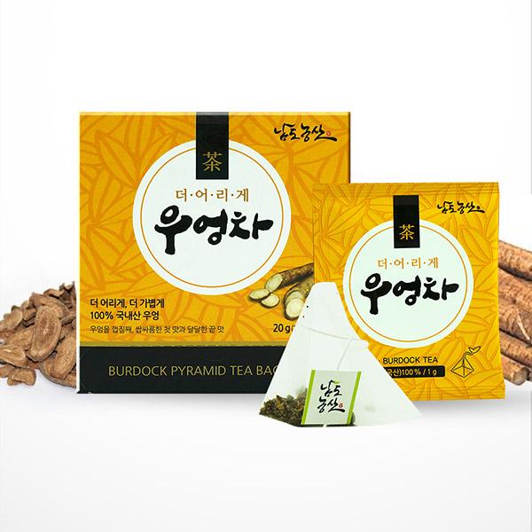Burdock Tea (Pyramid type Tea bag)