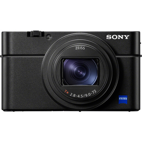 Sony Cyber-Shot DSC-RX100 M7 (Black)