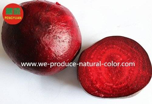 beetroot food colour