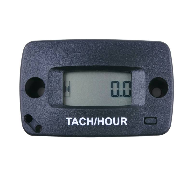 RL-HM018R Digital Motorcycle Tachometer Hour Meter 60000RPM