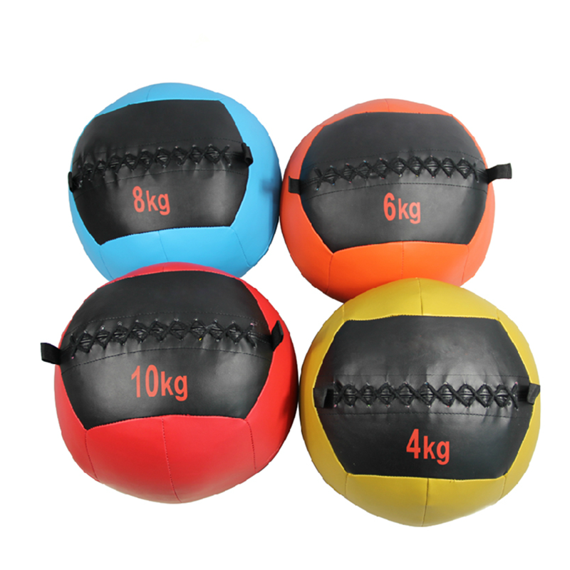 Power Exercise Crossfit PU Wall Ball