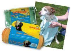 Pets towel
