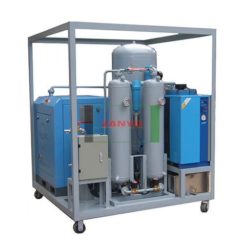 ZYAD Air Drying System