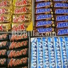 mars snickers twix chocolate