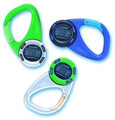 Clip  Watch  with  Turnable--S982