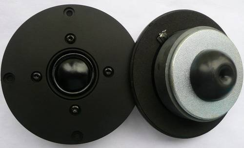 "1""Silk Dome Ferrite Magnet Super Tweeter/Frequency Range: 850~30000Hz(C25S0607)"