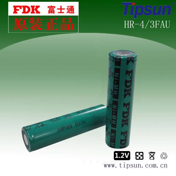 FDK 1.2V 4500mAh HR-4/3FAU High Capacity 18670 Ni-MH Rechargeable Battery