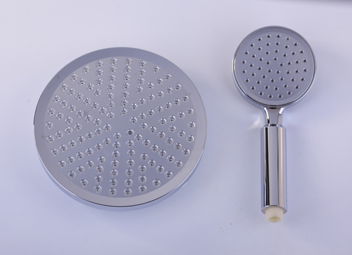 CIRCLE RAINFALL SHOWER HEAD