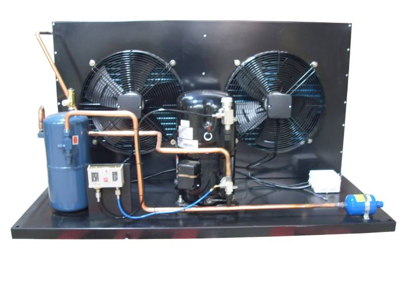 RUO series condensing units