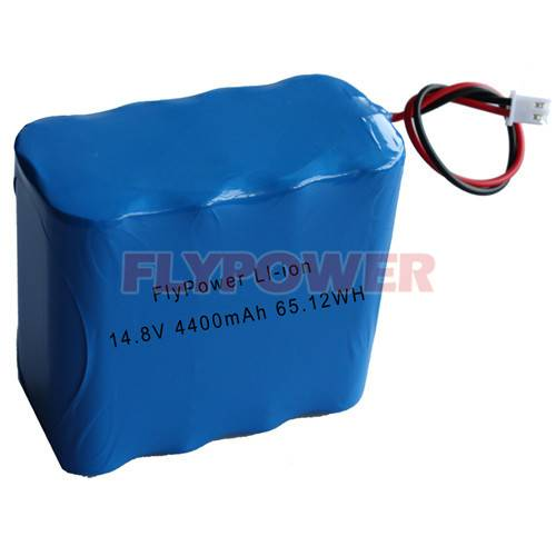 14.8V 4400mAh 18650 medical device lithium ion battery pack