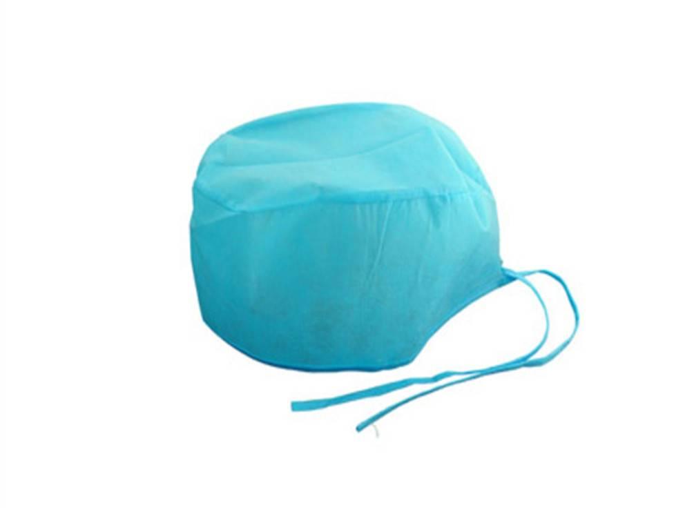 Nonwoven doctor cap /Disposable Non Woven Cap/Surgical Doctor Cap for hospital